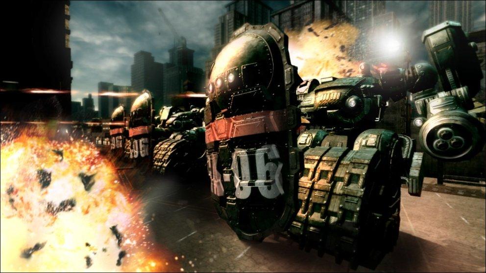 Armored Core V - Der E3-Trailer sieht echt gut aus, das war's