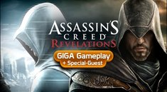 Assassin's Creed: Revelations Gameplay - GIGA Gameplay mit Überraschungsgast