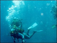 AßMAN unter dem Meer