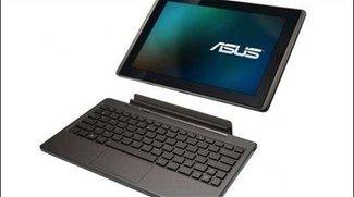 ASUS Eee Pad Transformer Prime - Bilder und Infos von ASUS superflachem Tegra3-Tablet