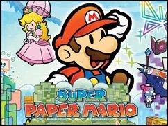 Auch eine flache Brust kann Spaß machen: Paper Mario