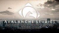 Avalanche Studios - Neues Studio in New York wird gegründet