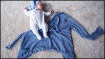 Babyträume - Die möglichen Träume der Kleinen mal bildlich dargestellt