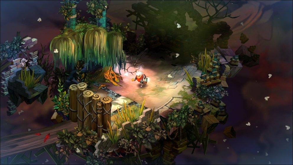 Bastion: Indie-Game landet auf dem iPad