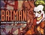 Batman: Arkham Asylum angekündigt