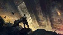 Batman: Arkham City - Düstere Stimmung in neuen Concept Arts