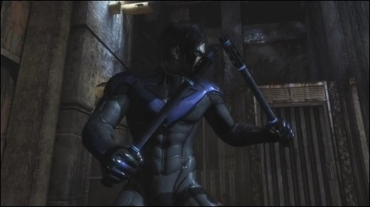 Batman: Arkham City - Neuer Trailer präsentiert Nightwing in Action