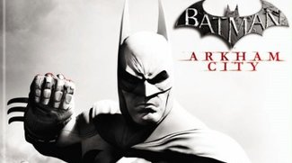 Batman: Arkham City - Warner Bros. enthüllt Cover