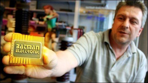 Batman Repairs  - Der wahrscheinlich unwahrscheinlichste Elektronikladen der Welt