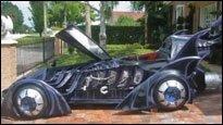 Batmobil - Auto fahren wie ein Superheld