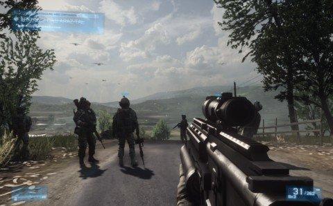 Battlefield 3: Gleich drei neue Add-Ons im Anmarsch