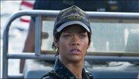 Battleship - Rihanna: erste Bilder in sexy Uniform!