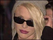 Bewährungsstrafe für Courtney Love!