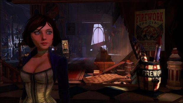 Bioshock: Infinite - Trailer frisch von den Video Game Awards