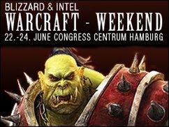 Blizzard &amp&#x3B; Intel Warcraft Weekend - Behind The Scenes