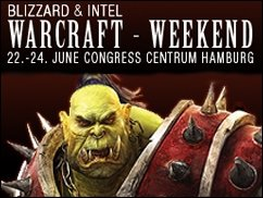 Blizzard &amp&#x3B; Intel WarCraft Weekend with GIGA 2