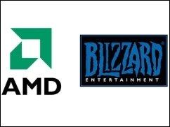 Blizzard und AMD machen gemeinsame Sache