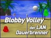 Blobby Volley: Das skilligste Spiel ever!