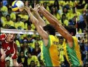 Blöde Brasilianer: Auch im Beachvolleyball Weltmeister!