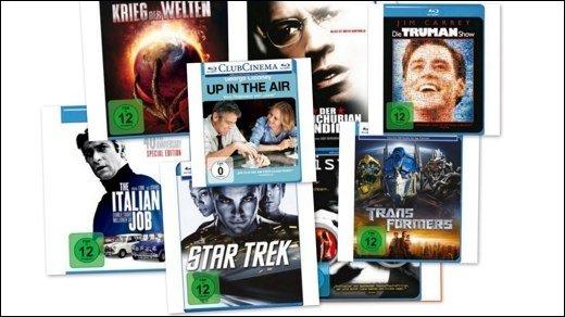 Blu-ray - 3 Blu-rays für 25 Euro bei Amazon
