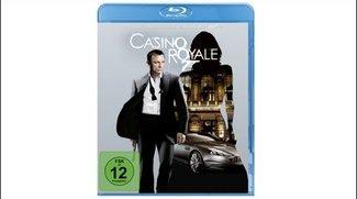 Blu-ray-Angebote - Casino Royale für 5,99 Euro, The Tourist für 8,97 Euro bei Amazon
