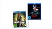 Blu-ray - Pirates of the Caribbean - Fremde Gezeiten und Shutter Island auf Blu-ray im Angebot