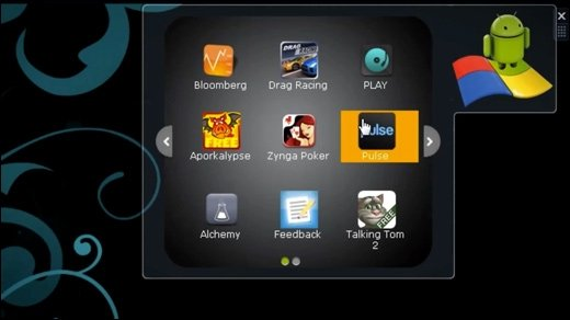 BlueStacks App Player - Androiden unter Windows gesichtet