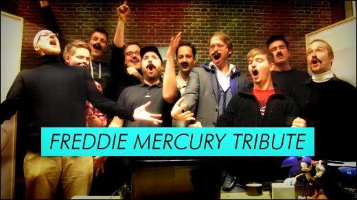 Bohemian Rhapsody - GIGA Tribute: Zum 20. Todestag von Freddie Mercury