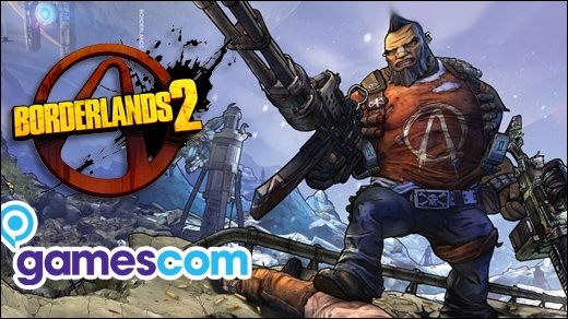 Borderlands 2 - Gamescom Kurzcheck