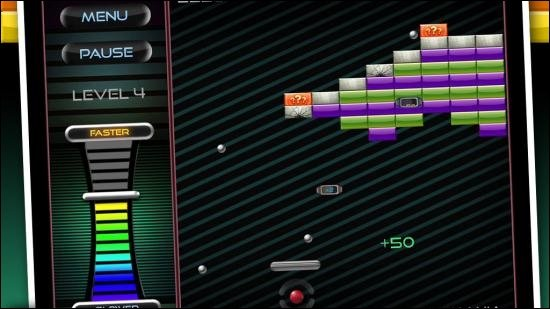 Breakout: Boost - Bereits 1 Million Downloads des Atari Klassikers
