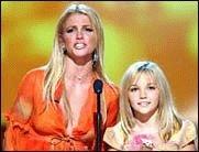 Britney bekommt Konkurrenz