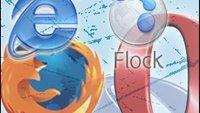 Browser Duell - Internet Explorer verliert, Chrome gewinnt