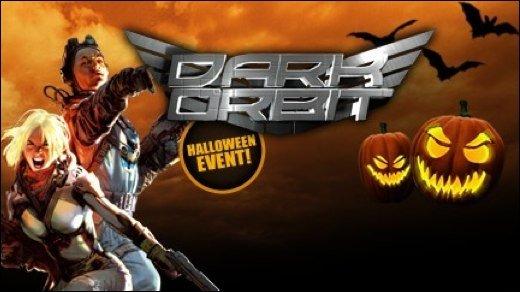 Browsergame - DarkOrbit feiert Halloween: Kürbisfest und neue Galaxy Gates