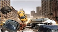 Burnout Crash - Arcade-Ableger mit UFOs und Krabbenmonstern
