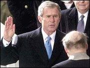 Bushs 40-Millionen-Dollar-Party zur Amtseinführung - Die Feier für die Freiheit - Bushs 40-Millionen-Dollar-Amtseid