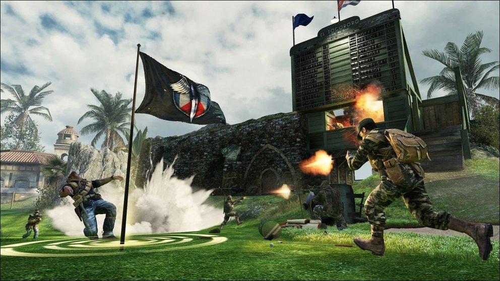 Call of Duty: Black Ops - Knackt den Rekord für das meistverkaufteste Spiel in UK