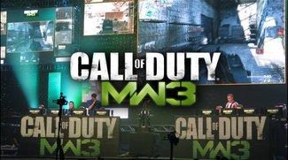 Call of Duty: Modern Warfare 3 Vorschau - Eindrücke von der Call of Duty-Messe