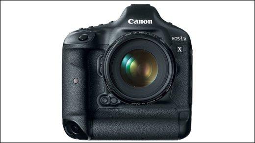 Canon EOS-1D X - Professionelle DSLR löst beide Vorgängermodelle ab