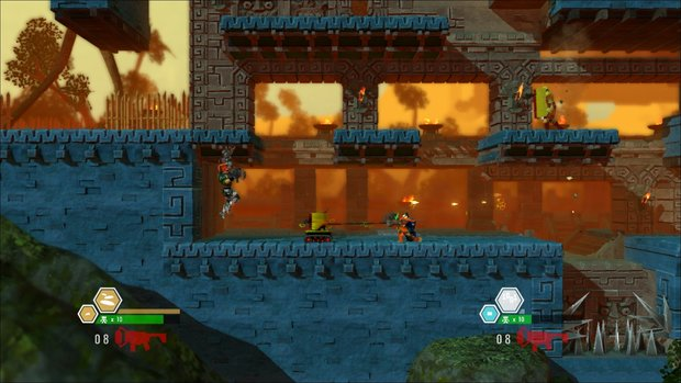 Capcom Digital Collection - Acht Xbox Live Arcade Titel in einem Bundle