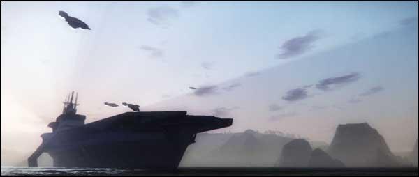 Carrier Command: Gaea Mission - E3-Trailer als neues Lebenszeichen
