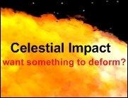 Celestial Impact - Kostenloser Terraforming-Shooter