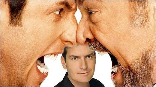Charlie Sheen - Die neue Serie ist fix: &quot&#x3B;Anger Management&quot&#x3B;