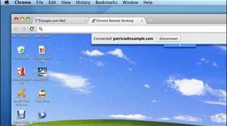 Chrome Browser - Google stellt Remote-Desktop-Steuerung als Web App vor