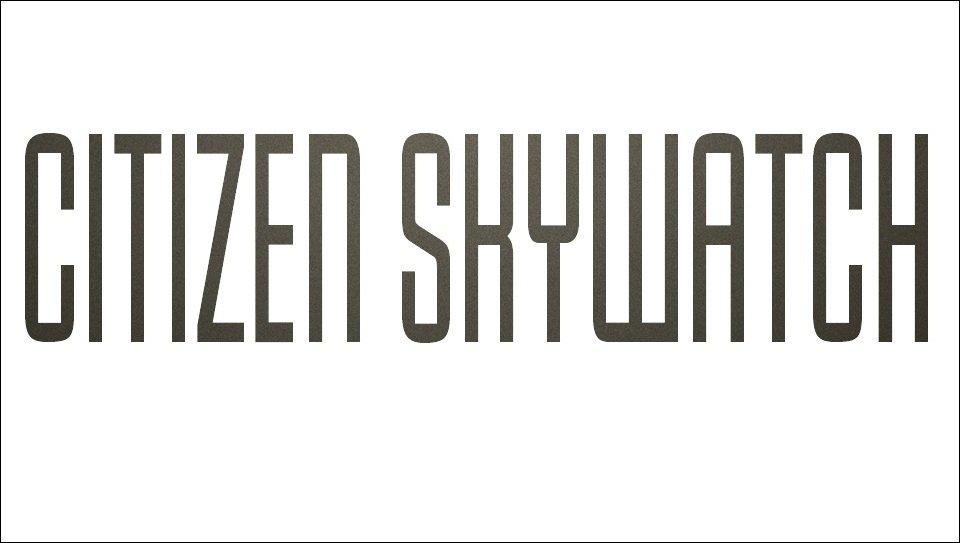 Citizen Skywatch - Teasert Take-Two ein neues Spiel?