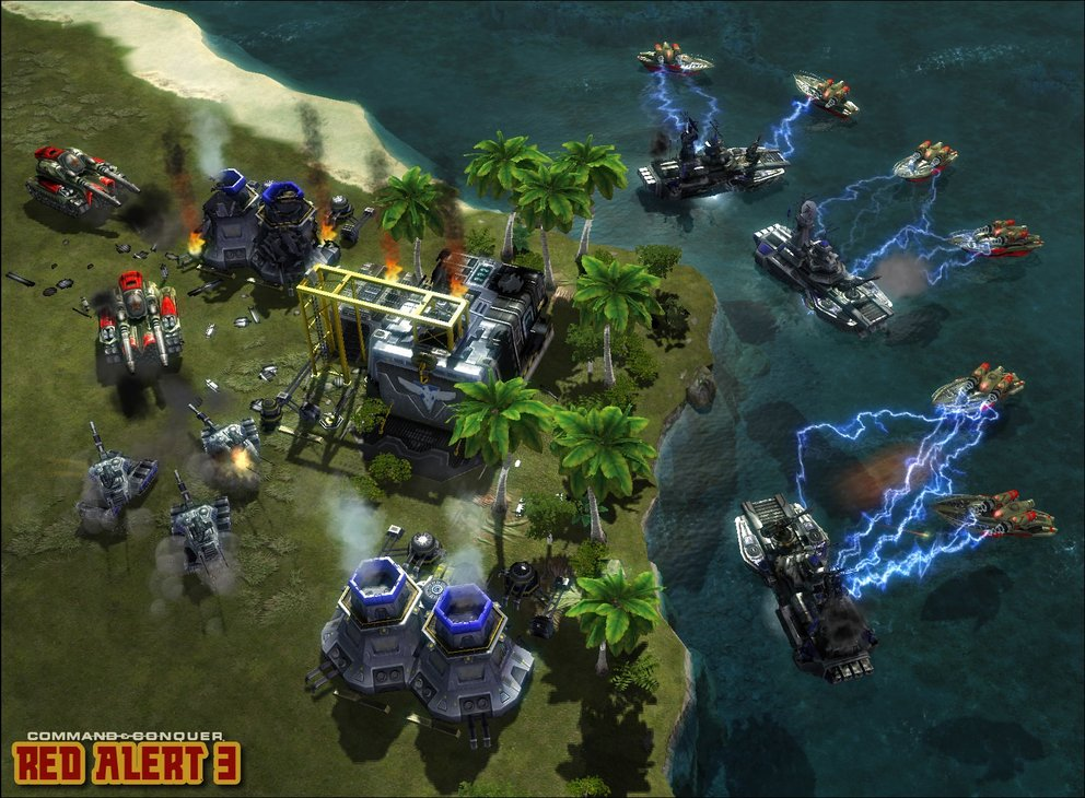 Command &amp&#x3B; Conquer - Die Geschichte von Alarmstufe Rot geht weiter