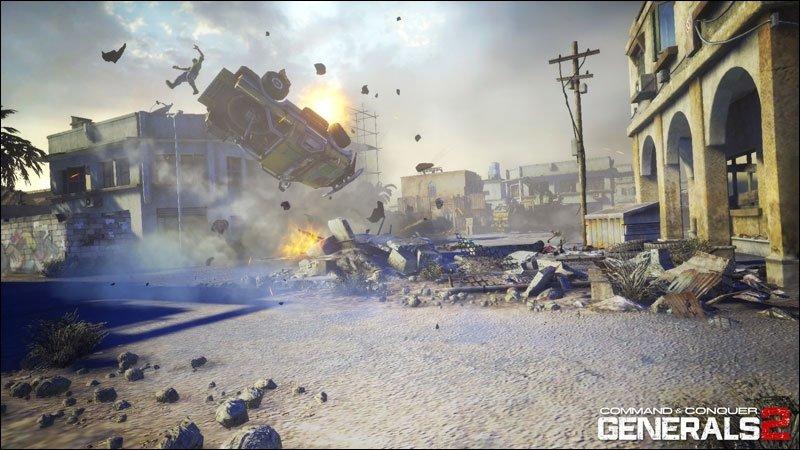 Command &amp&#x3B; Conquer: Generals 2 - So sieht der neue Bioware Titel aus