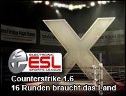 Competo trifft auf mTw um 21 Uhr - Drei Counter-Strike Matches in der ESL Pro Series