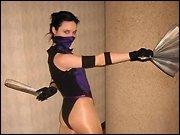 Cosplay - im Mortal Kombat Style