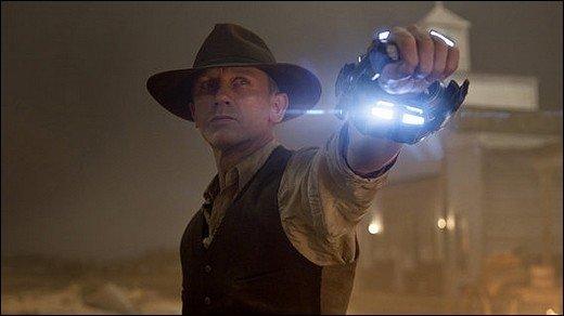 Cowboys &amp&#x3B; Aliens: Kinokritik - Wo ist knalliger Krach, wenn man ihn mal braucht?