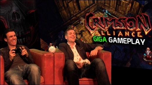 Crimson Alliance Gameplay - GIGA Gameplay: Hack'n'Slay Leichtgewicht vor dem Teufel